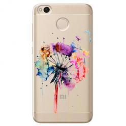Etui na telefon Xiaomi Note 5A - Watercolor dmuchawiec.