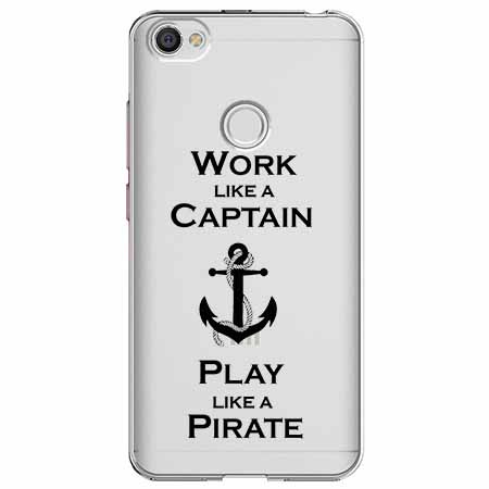 Etui na Xiaomi Note 5A Prime - Work like a Captain…