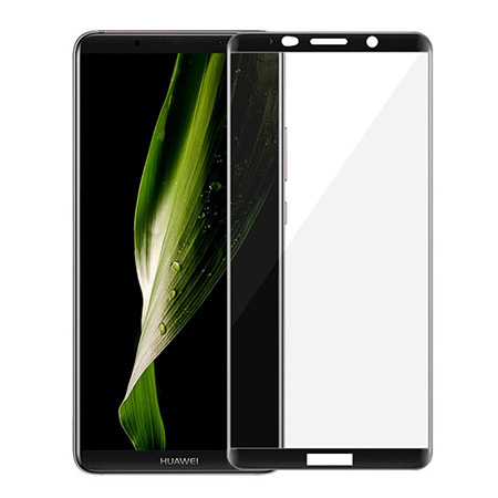 Huawei Mate 10 Pro hartowane szkło 5D Full Glue - Czarny.