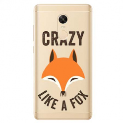 Etui na Xiaomi Redmi 5 Plus - Crazy like a fox.