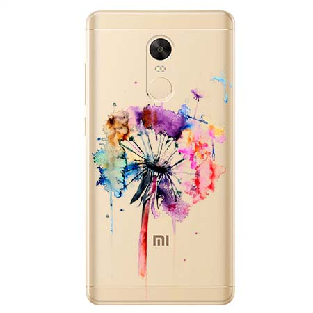 Etui na Xiaomi Redmi 5 Plus - Watercolor dmuchawiec.