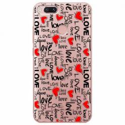 Etui na Xiaomi Mi 5x - Love, love, love…