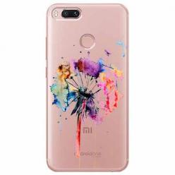 Etui na Xiaomi Mi 5x - Watercolor dmuchawiec.