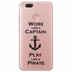 Etui na Xiaomi Mi 5x - Work like a Captain…