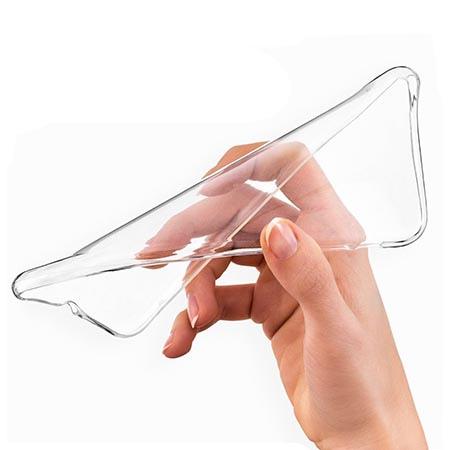 Etui na Xiaomi Mi A1 - Tęczowe piórka.