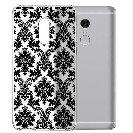 Etui na Xiaomi Note 4 Pro - Damaszkowa elegancja.