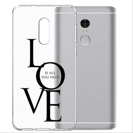 Etui na Xiaomi Note 4 Pro - All you need is LOVE.