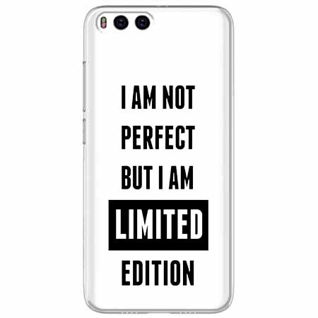 Etui na Xiaomi Mi 6 - I Am not perfect…