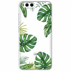 Etui na Xiaomi Mi 6 - Egzotyczne roślina monstera.
