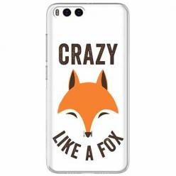 Etui na Xiaomi Mi 6 - Crazy like a fox.