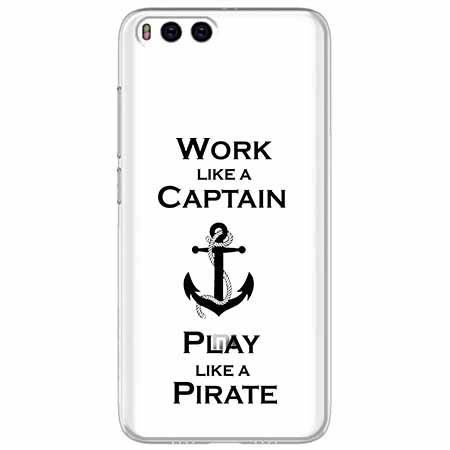 Etui na Xiaomi Mi 6 - Work like a Captain…