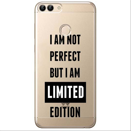 Etui na Huawei P Smart - I Am not perfect…