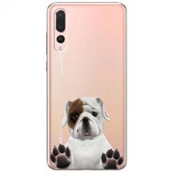Etui na Huawei P20 Pro - Słodki szczeniaczek.