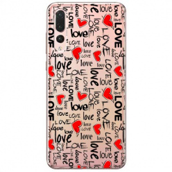 Etui na Huawei P20 Pro - Love, love, love…