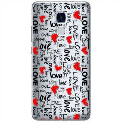 Etui na Huawei Honor 7 Lite - Love, love, love…