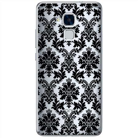 Etui na Huawei Honor 7 Lite - Damaszkowa elegancja.