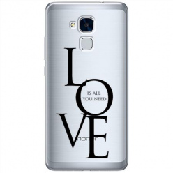Etui na Huawei Honor 7 Lite - All you need is LOVE.