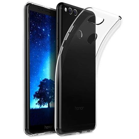 Etui na Huawei Honor 7X - Polne stokrotki nocą.