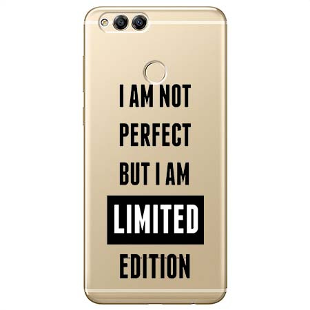Etui na Huawei Honor 7X - I Am not perfect…