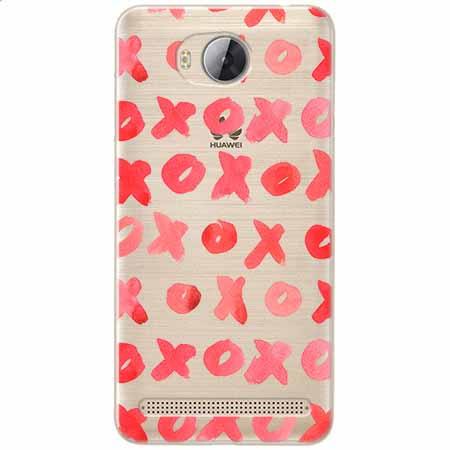 Etui na Huawei Y3 II - XO XO XO.