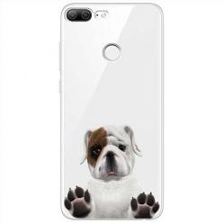 Etui na Huawei Honor 9 Lite - Słodki szczeniaczek.