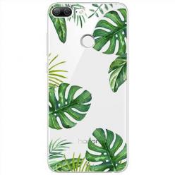 Etui na Huawei Honor 9 Lite - Egzotyczna roślina Monstera.