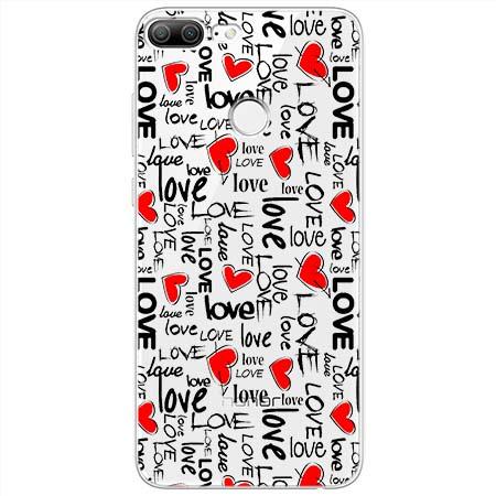 Etui na Huawei Honor 9 Lite - Love, love, love…
