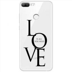 Etui na Huawei Honor 9 Lite - All you need is LOVE.