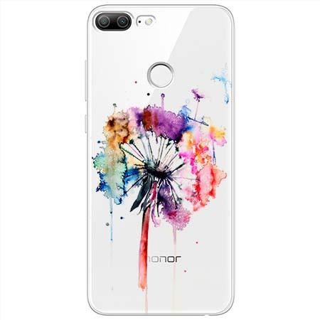 Etui na Huawei Honor 9 Lite - Watercolor dmuchawiec.