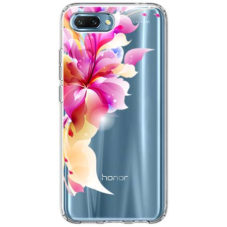 Etui na Huawei Honor 10 - Bajeczny kwiat.