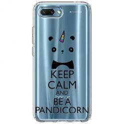 Etui na Huawei Honor 10 - Keep Calm… Pandicorn.
