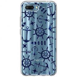 Etui na Huawei Honor 10 - Ahoj wilki morskie.