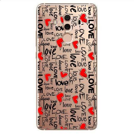 Etui na Huawei Mate 10 Pro - Love, love, love…