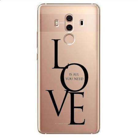 Etui na Huawei Mate 10 Pro - All you need is LOVE.