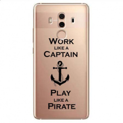 Etui na Huawei Mate 10 Pro - Work like a Captain…