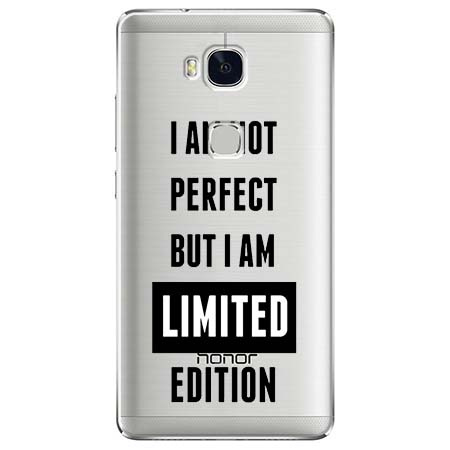 Etui na Huawei Honor 5X - I Am not perfect…