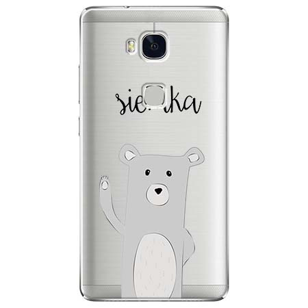 Etui na Huawei Honor 5X - Misio Siemka.