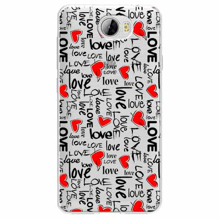 Etui na Huawei Y5 II - Love, love, love…