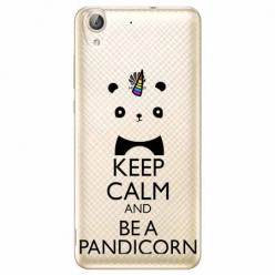 Etui na Huawei Y6 II - Keep Calm… Pandicorn.