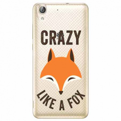 Etui na Huawei Y6 II - Crazy like a fox.