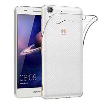 Etui na Huawei Y6 II - Kolorowe stokrotki.