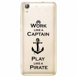 Etui na Huawei Y6 II - Work like a Captain…