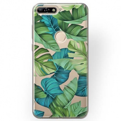 Etui na Huawei Y7 Prime 2018 - Wyprawa do jungli.