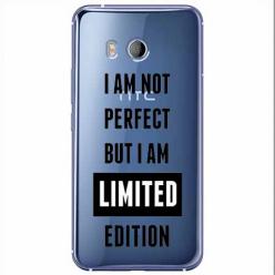 Etui na HTC U11 - I Am not perfect…
