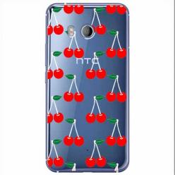 Etui na HTC U11 - Wiśniowa plejada.