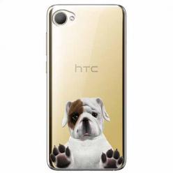 Etui na HTC Desire 12 - Słodki szczeniaczek.