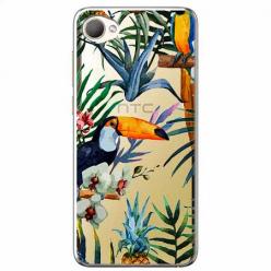 Etui na HTC Desire 12 - Egzotyczne tukany.