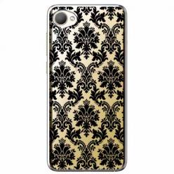 Etui na HTC Desire 12 - Damaszkowa elegancja.
