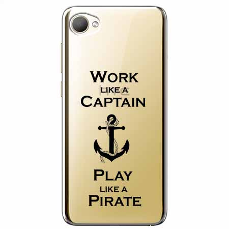 Etui na HTC Desire 12 - Work like a Captain…