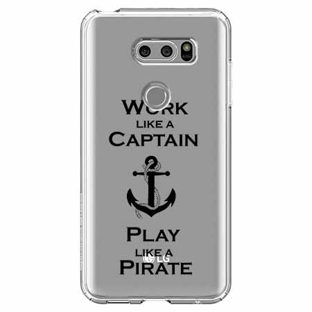 Etui na LG V30 - Work like a Captain…